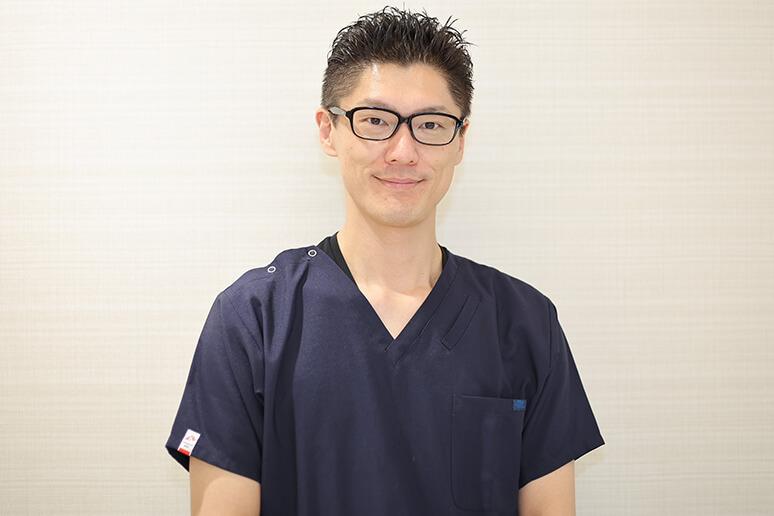 中嶋歯科医院 歯科医師 2019年入職 浦井 一樹