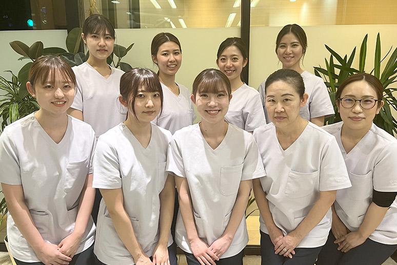 中嶋歯科医院 歯科衛生士座談会