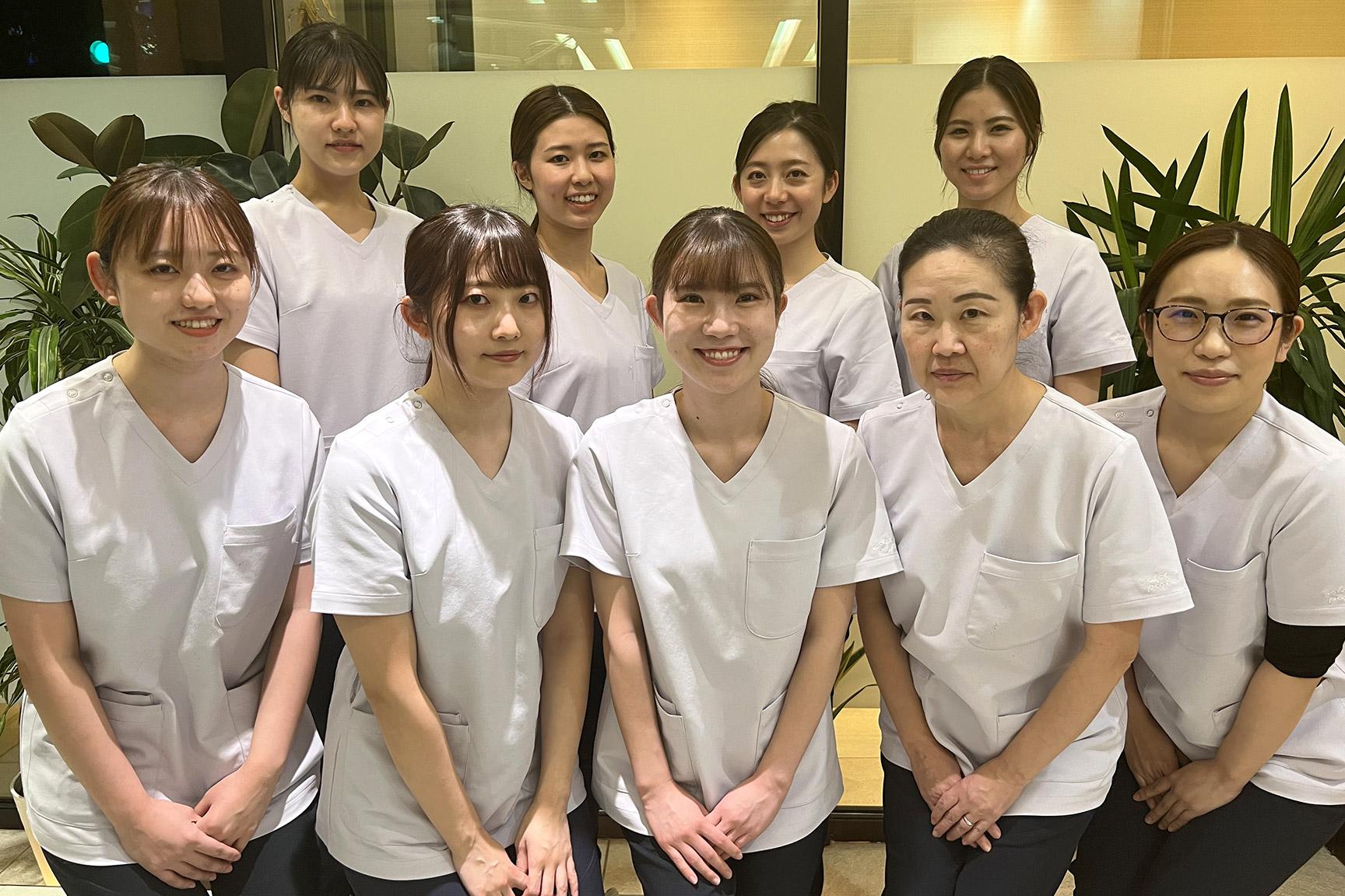 中嶋歯科医院ってこんなところ! 中嶋歯科医院 歯科衛生士座談会